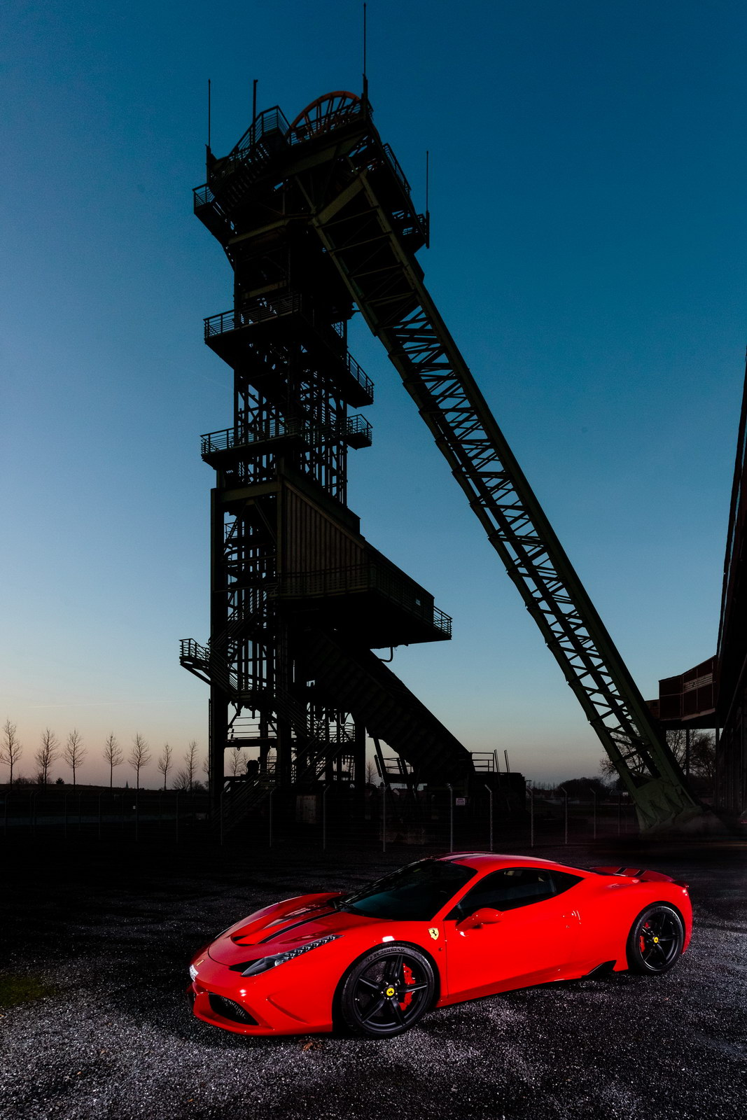 Ferrari 458 Speciale Edo Competition