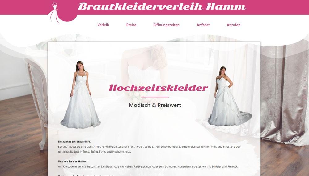 Brautkleidverleih-Hamm schoene Hochzeitskleider